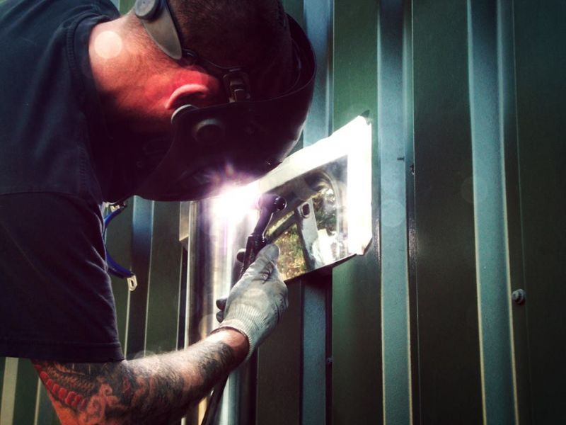 TIG Welding in Chard by Atomfabs